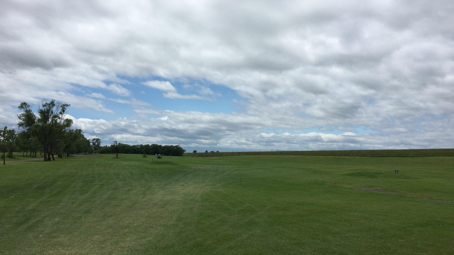 ニューしのつゴルフ場 70台をかけた最終ホールで夢敗れるwww