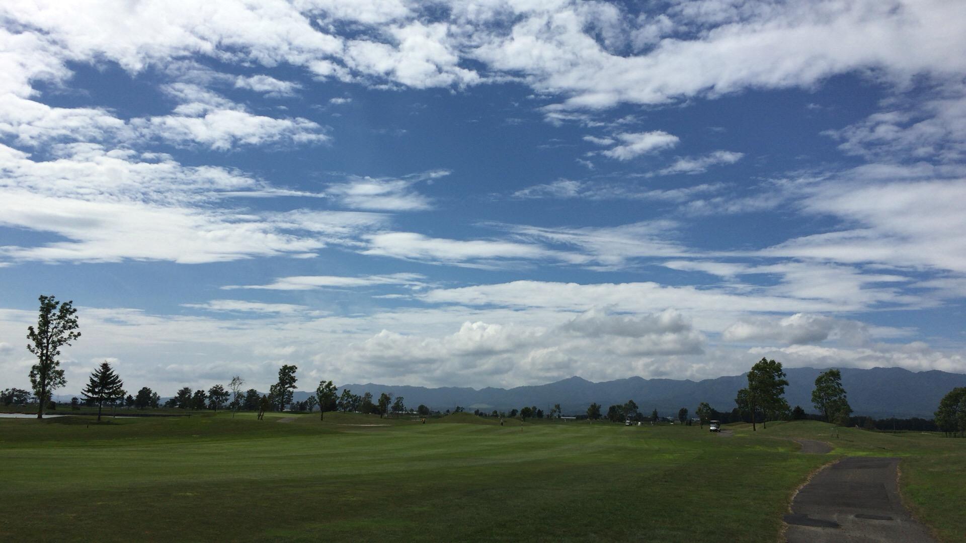 ゴルフ5カントリー美唄コースでゴルフ5レディスを体感
