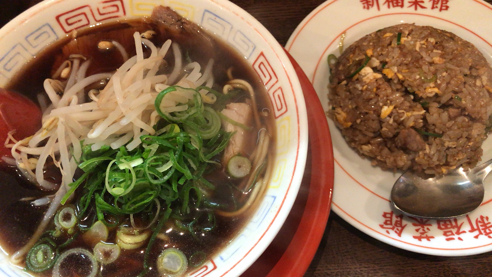 東京・麻布十番 新福菜館 麻布十番店