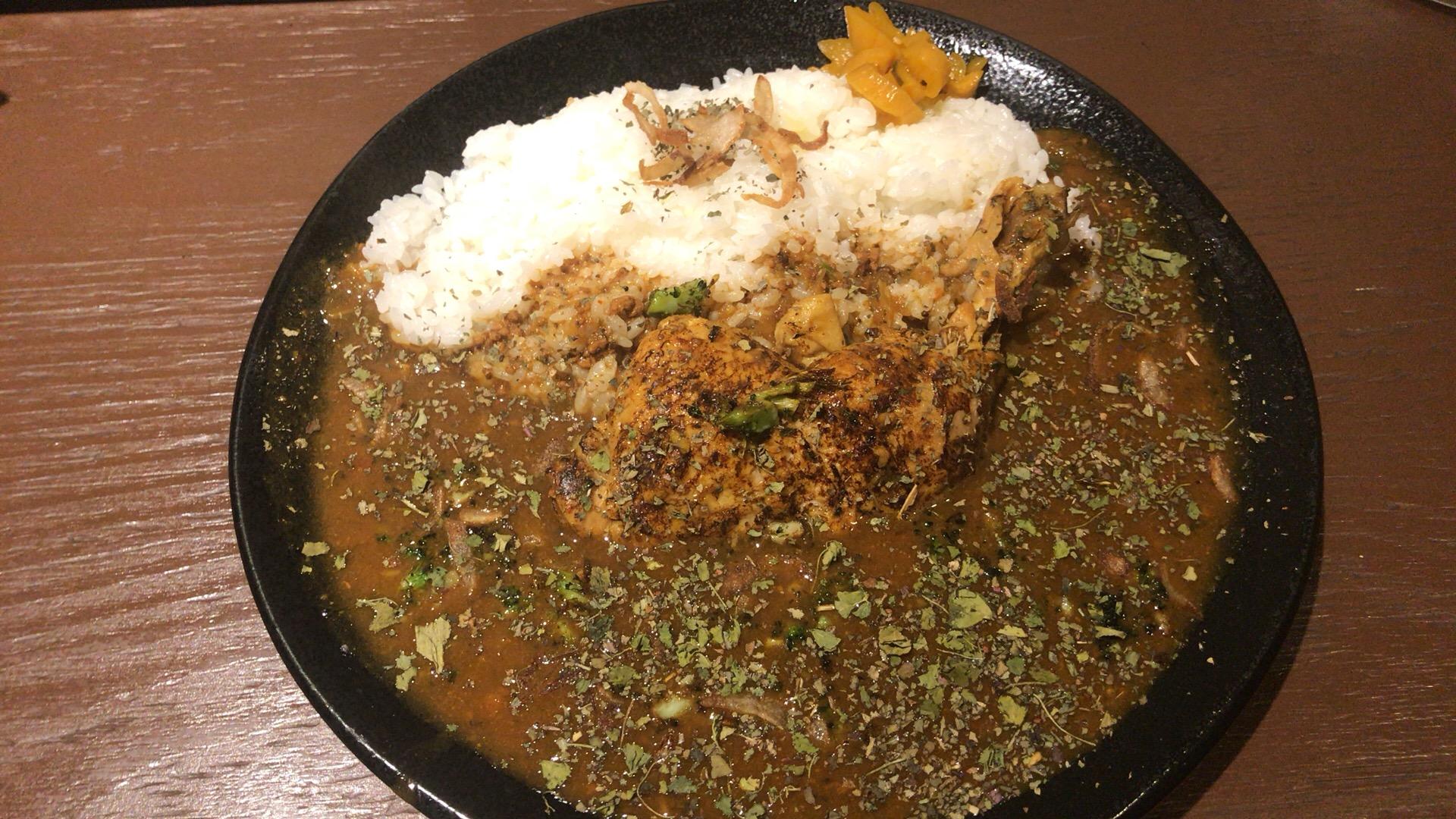 札幌・中央区 黒岩咖哩飯店
