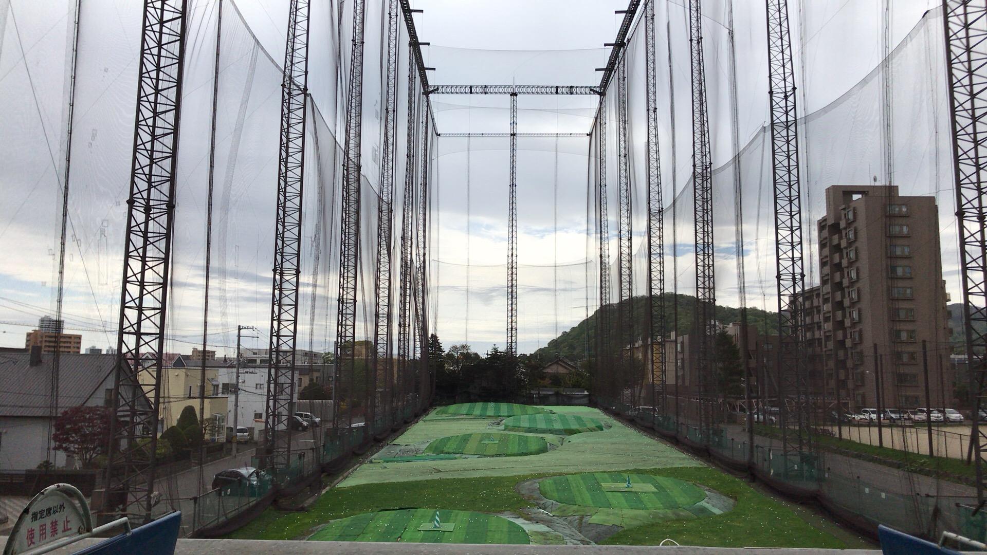 久々のゴルフ練習とスイング動画