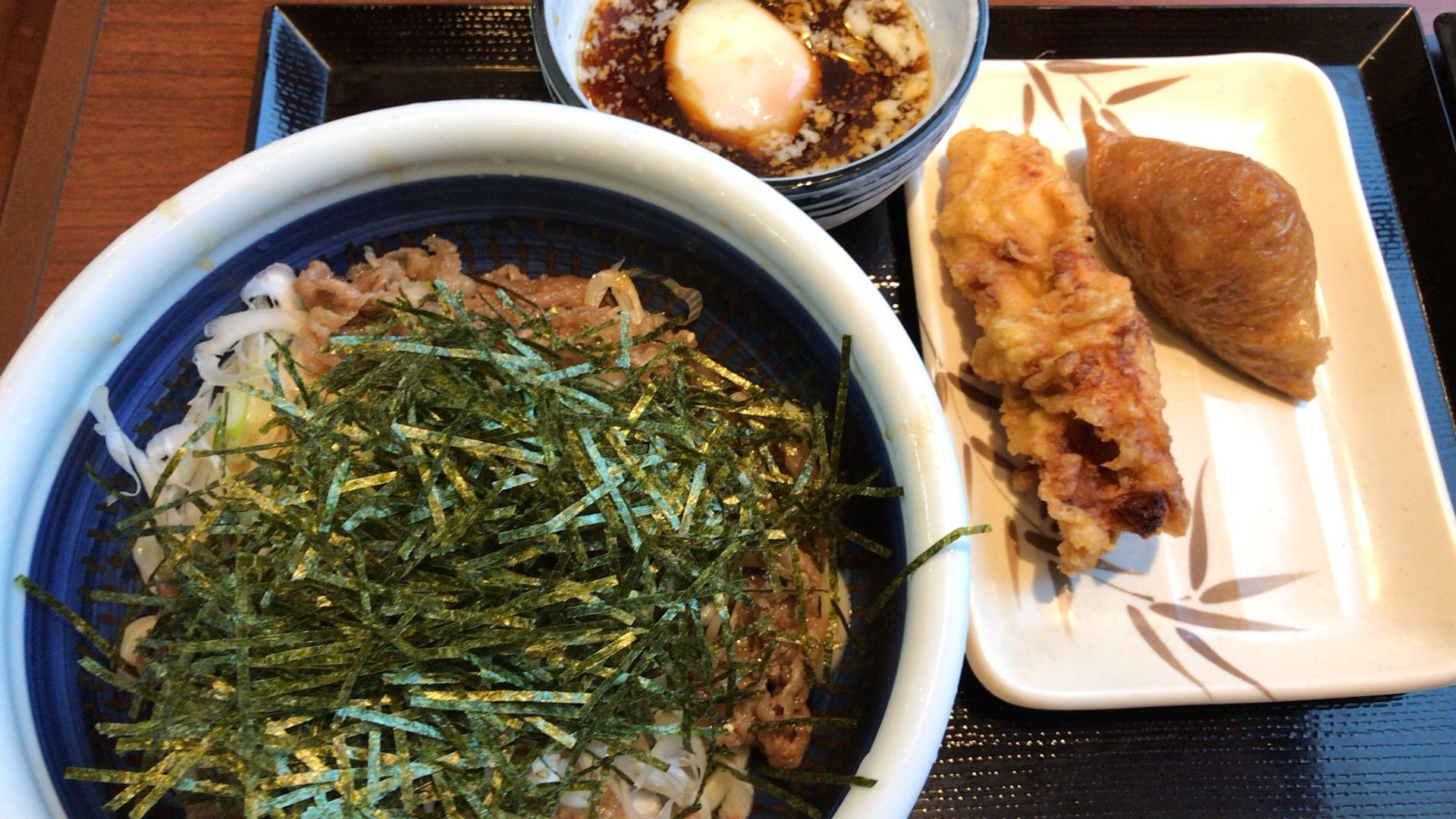札幌・北区 丸亀製麺 札幌新川
