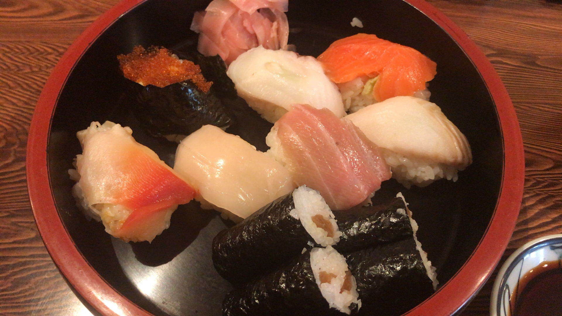 札幌・中央区 河童鮨