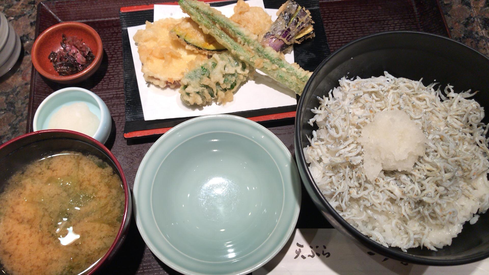 東京・品川  天ぷら つな八 ウィング高輪店