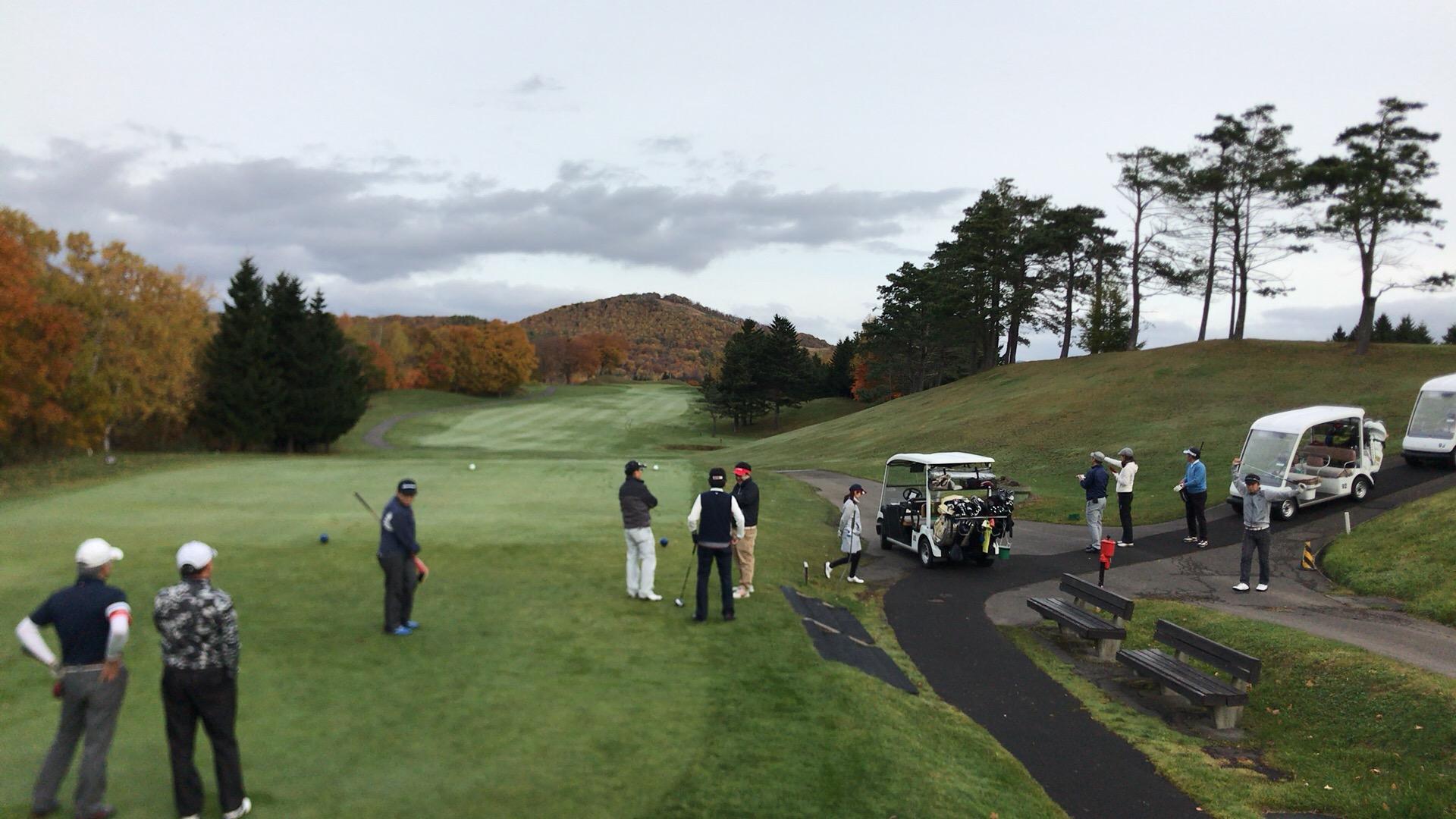 真駒内CCで第14回「N.G.B.ゴルフコンペ」開催!