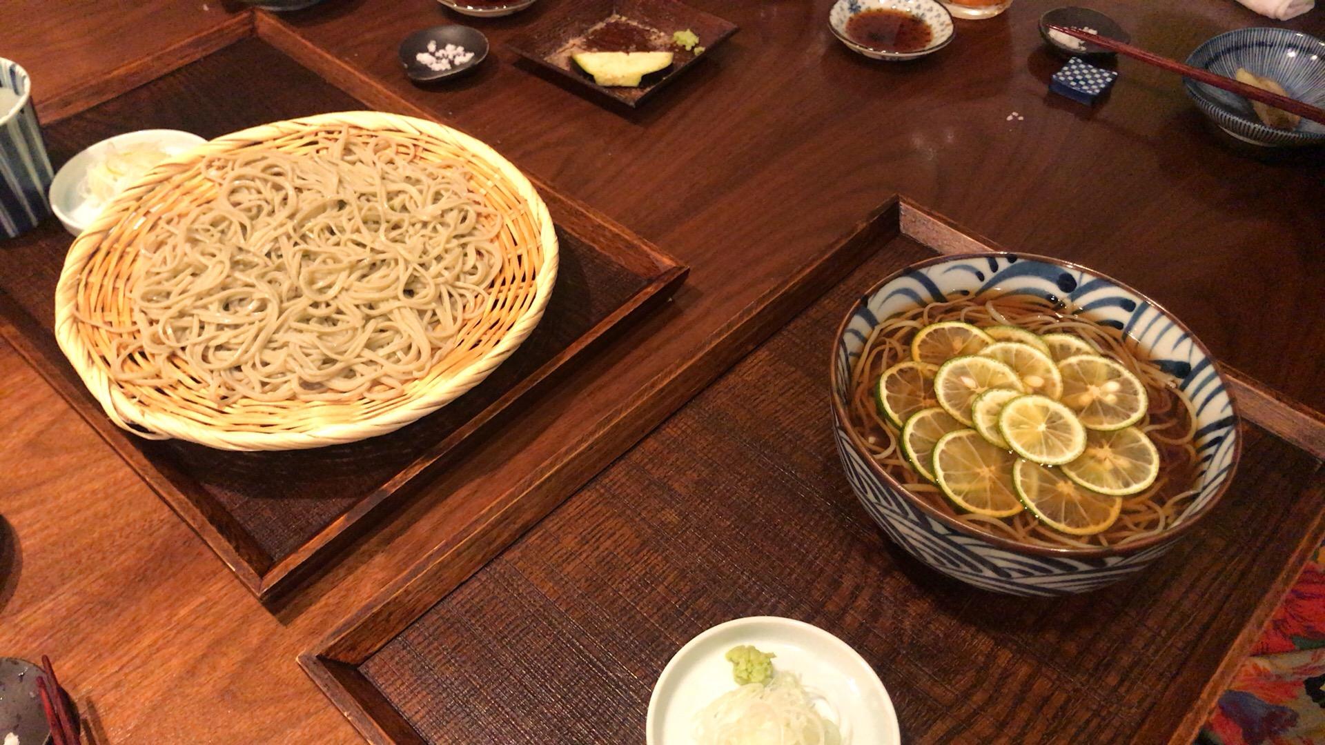 札幌・中央区 耳 手打ち蕎麦と料理