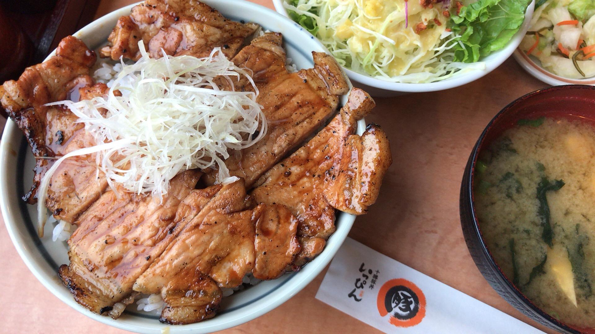 札幌・東区 十勝豚丼いっぴん 東雁来店