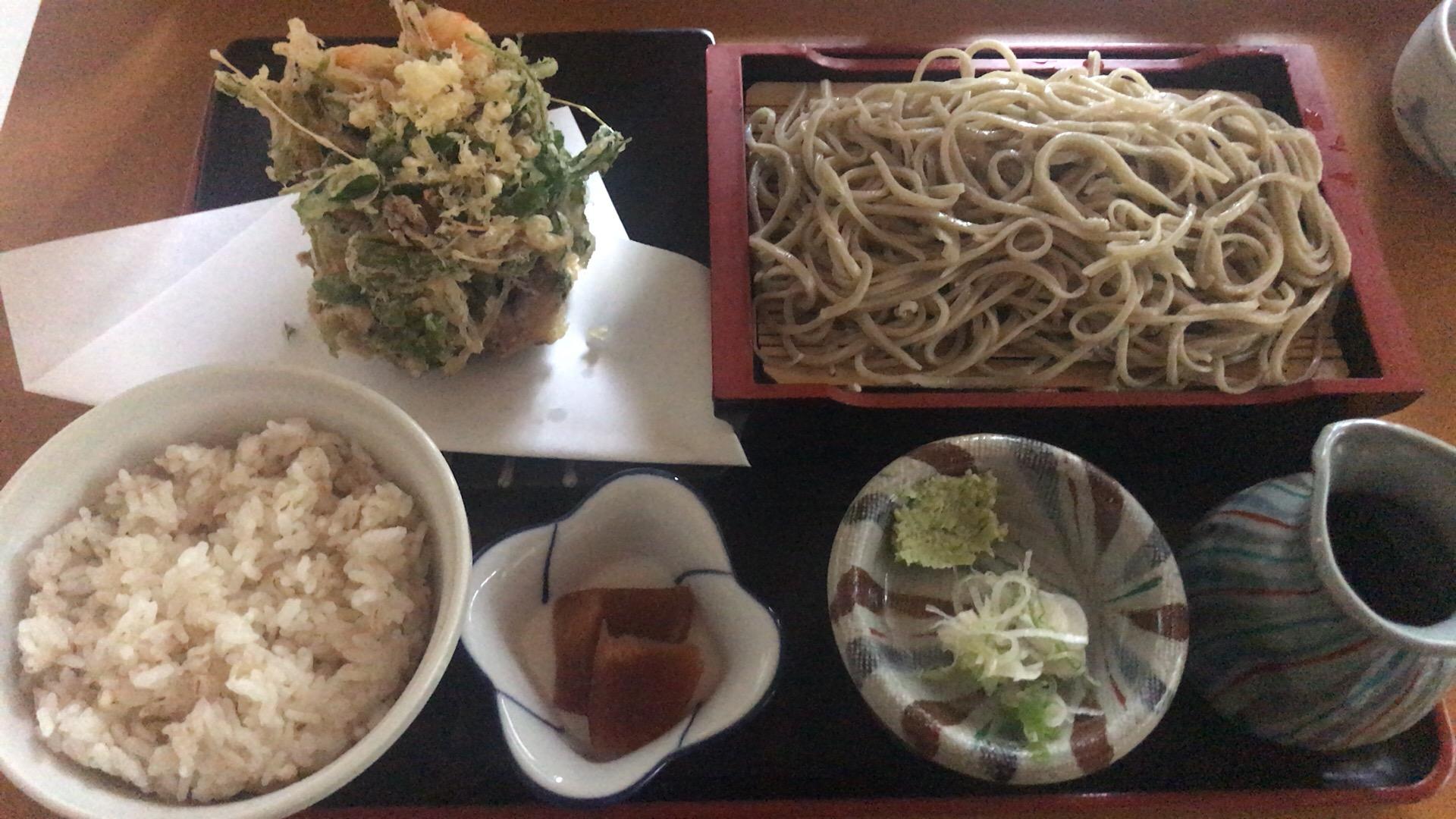 札幌・南区 そば畑