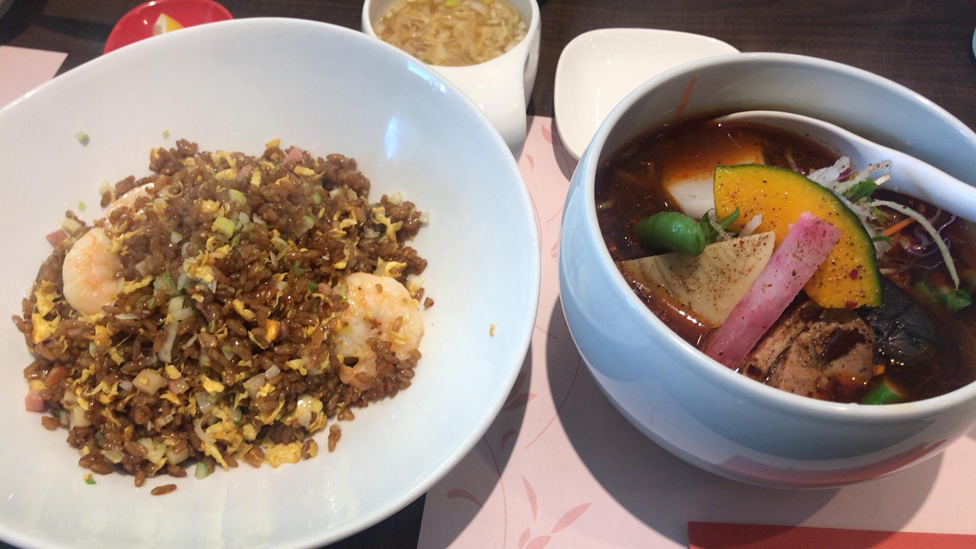 札幌・中央区 四川菜麺 紅麹屋