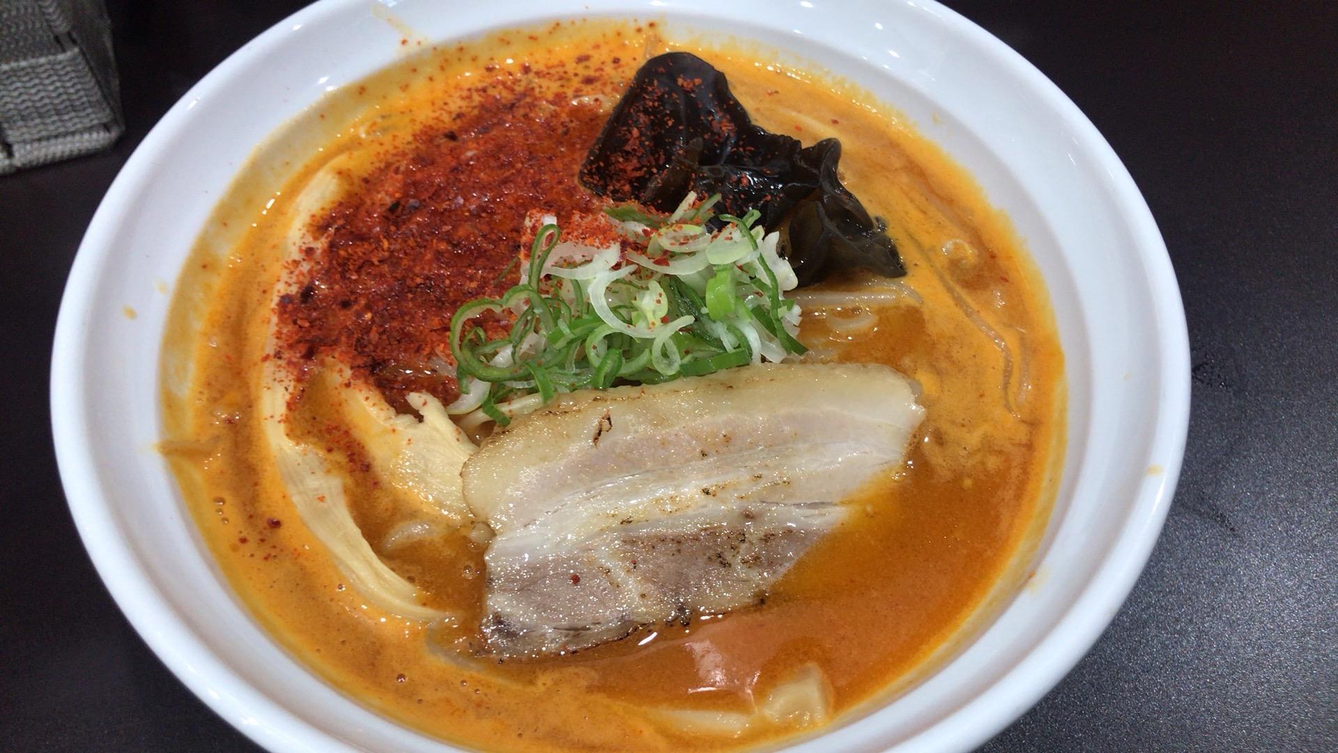 札幌・北区 麺や hide
