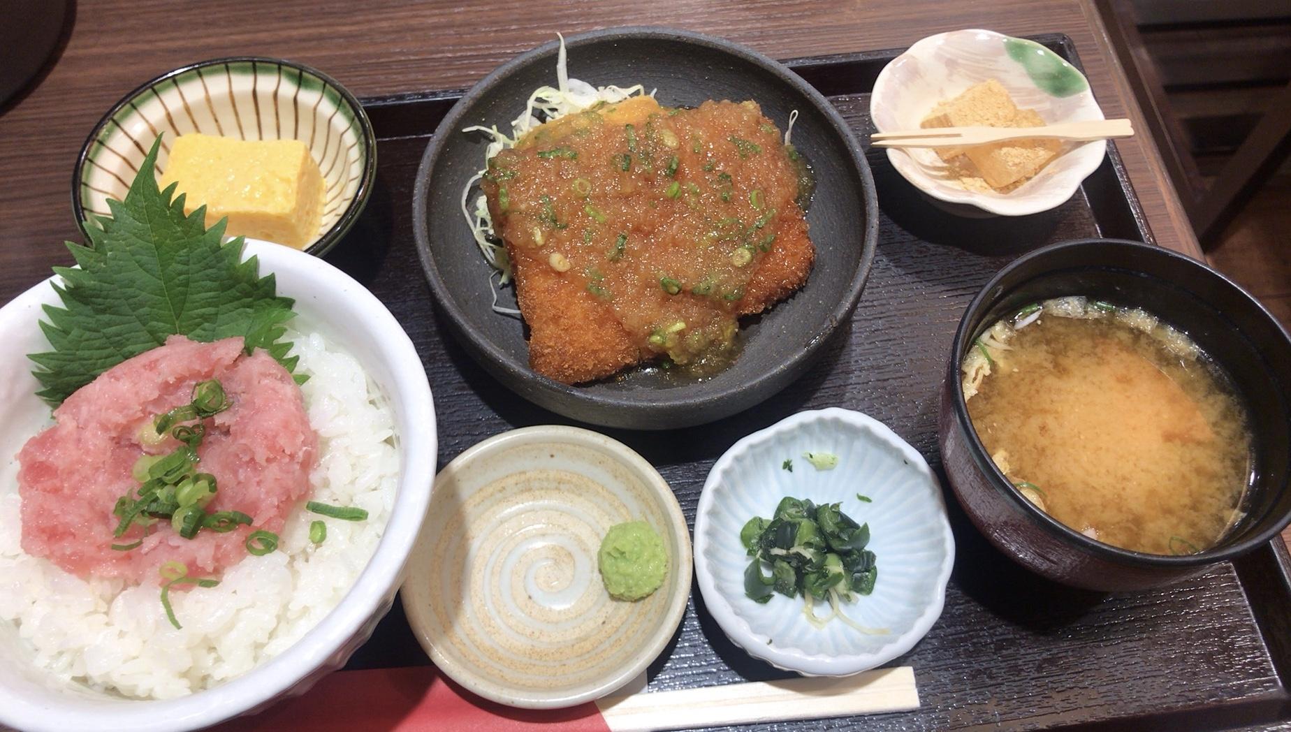 羽田空港 魚米処 旬