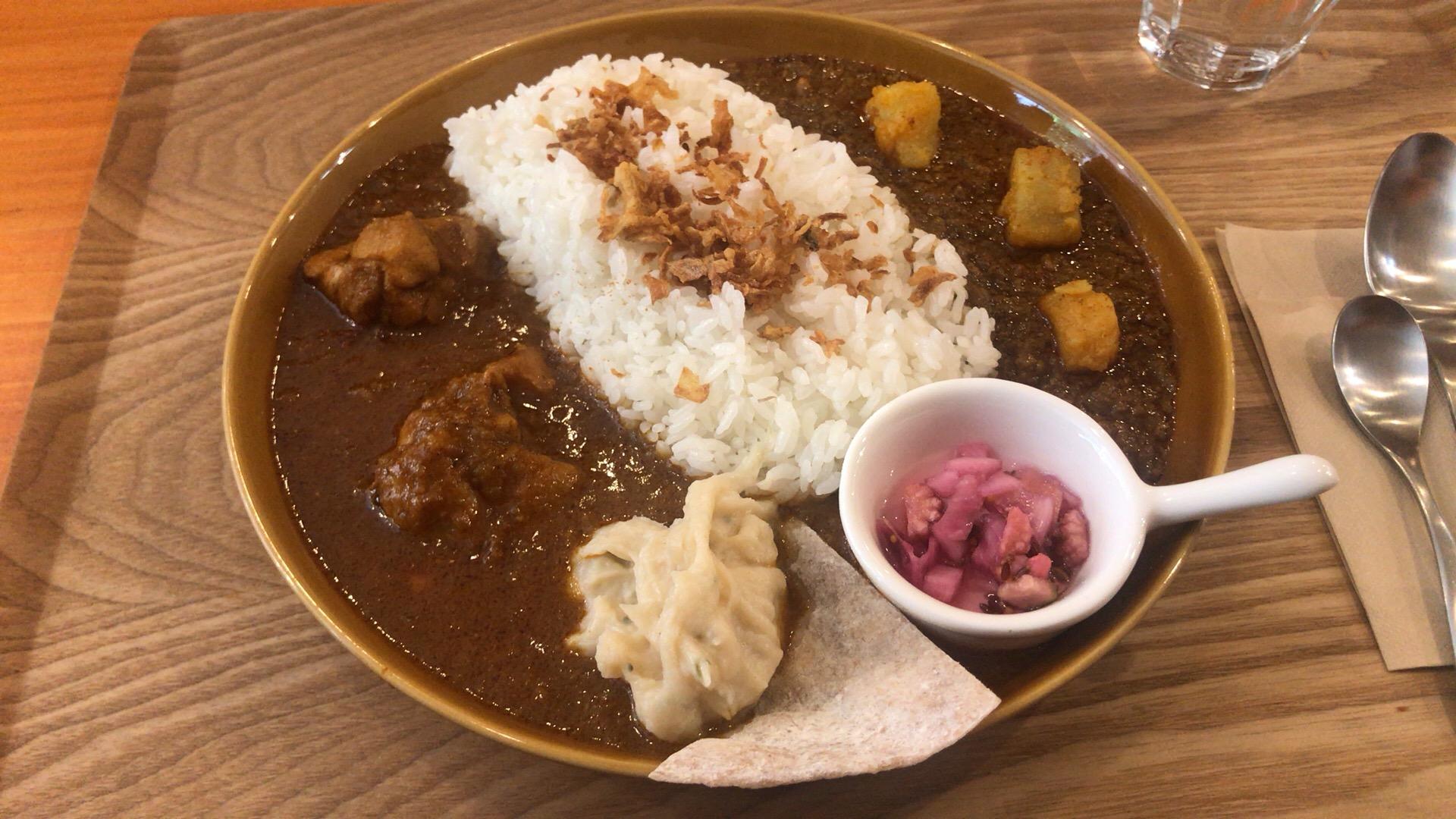 札幌・中央区 はらっぱカレー店