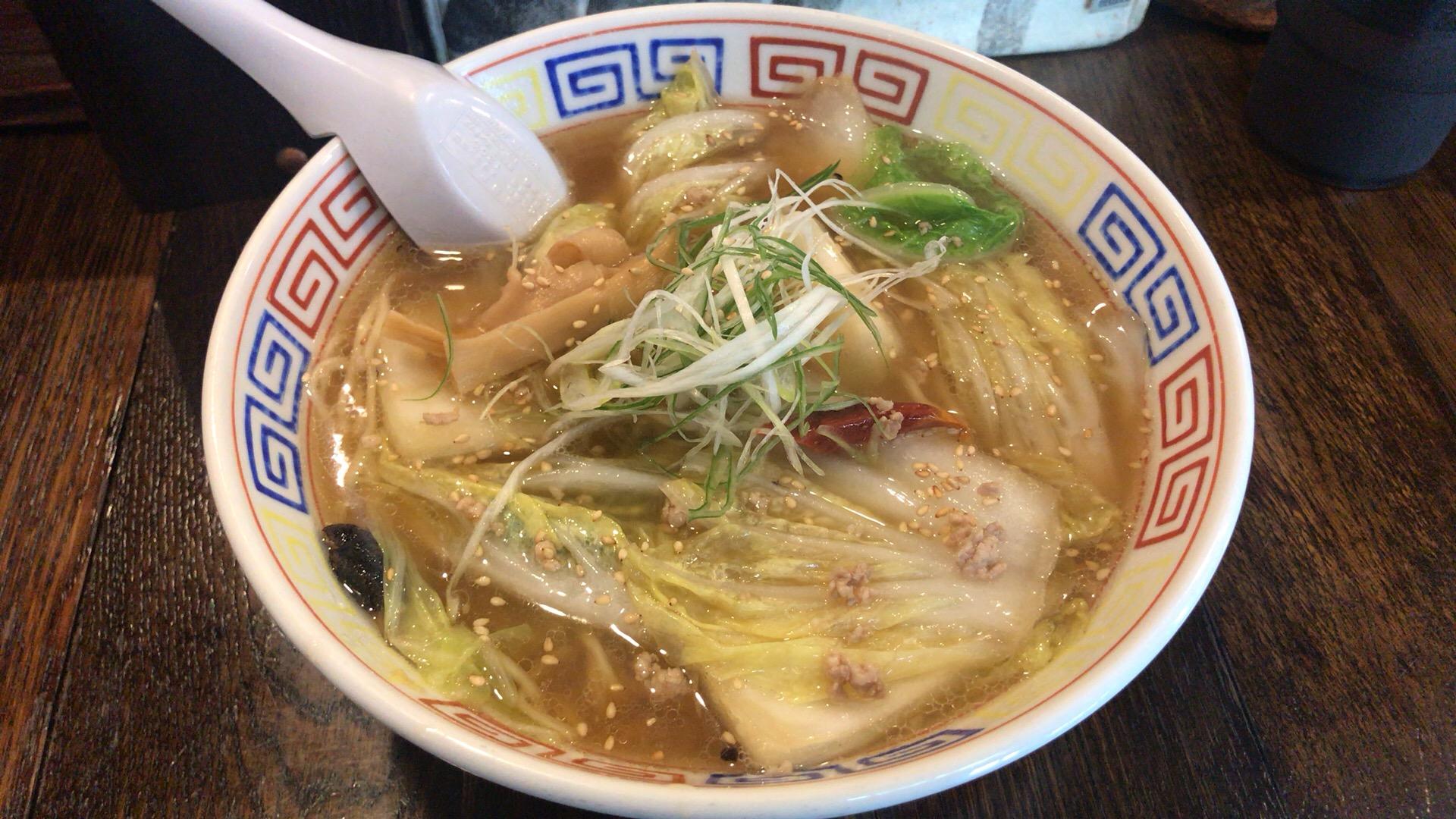 札幌・中央区 餃子と麺 いせのじょう