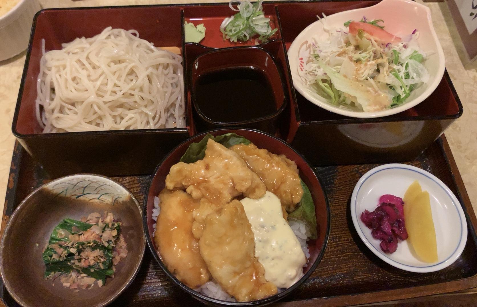 札幌・中央区 そば呑み喰い処 きすい