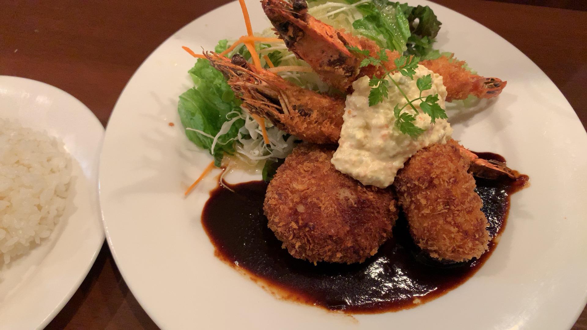 札幌・中央区 洋食 Kogame