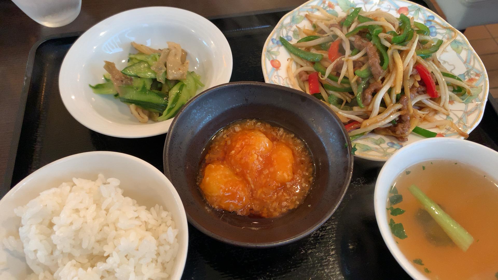 札幌・中央区 厨華房 曼田林(まんだりん)