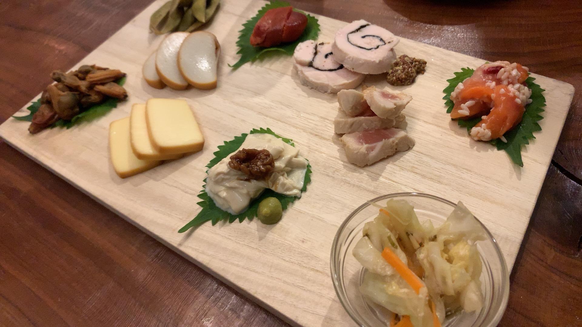 札幌・中央区 いぶしかもし酒場Choi