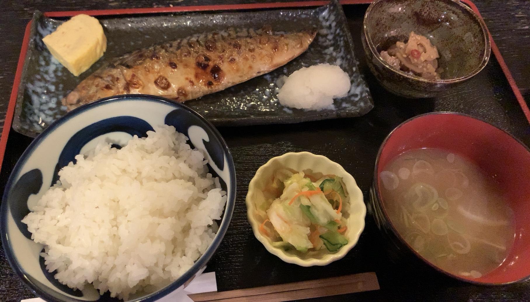 札幌・中央区 定食屋 亘