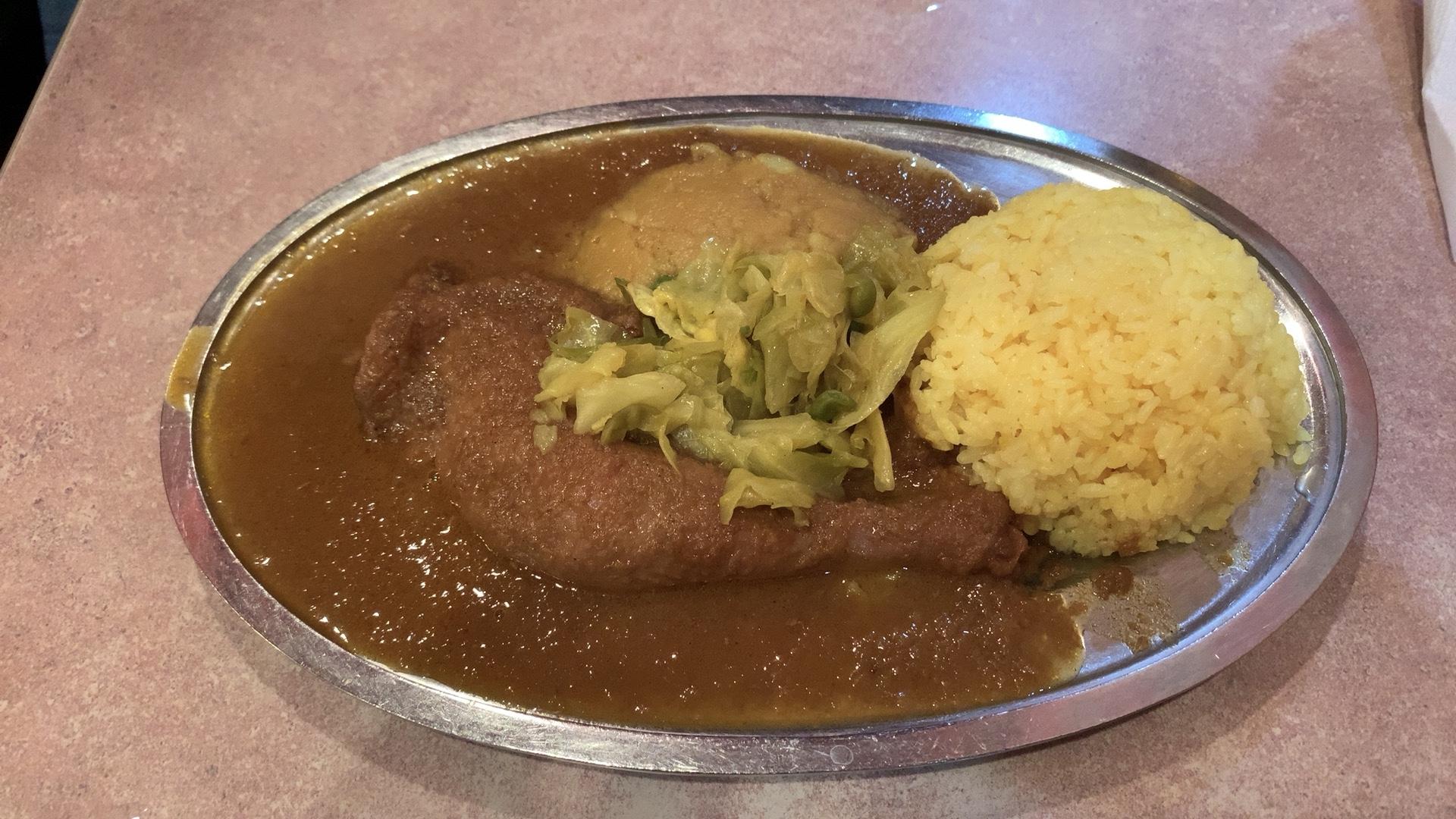 東京・東銀座 ナイルレストラン
