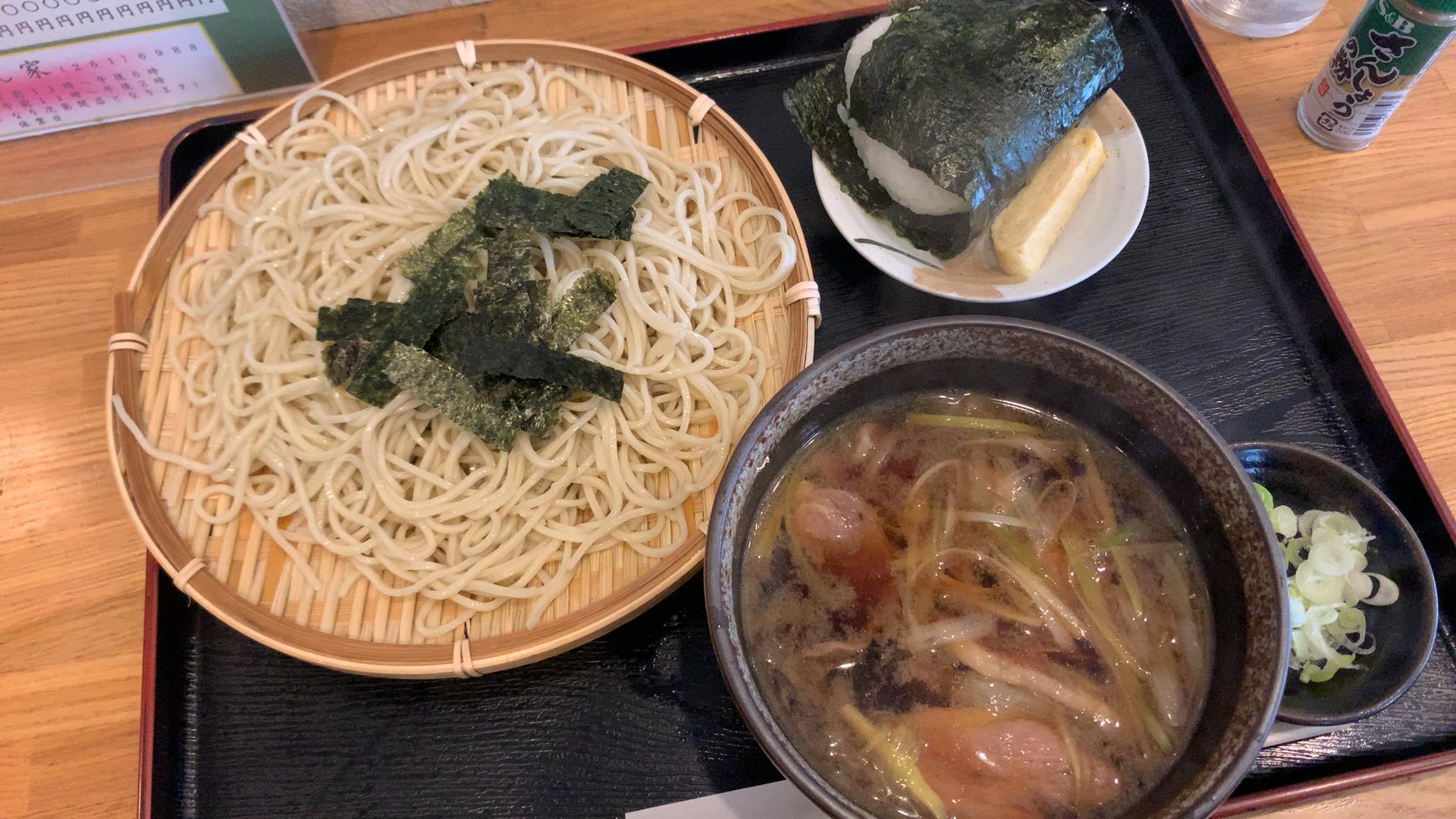 札幌・中央区 そば処あかし家
