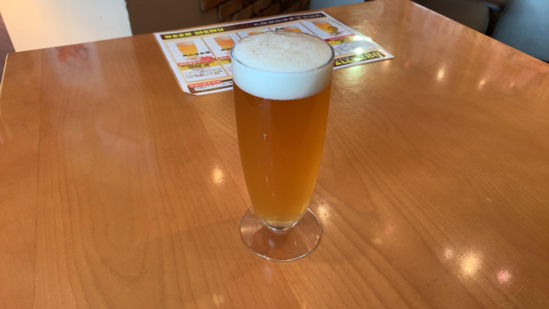 札幌・中央区 札幌開拓使麦酒醸造所 賣捌所