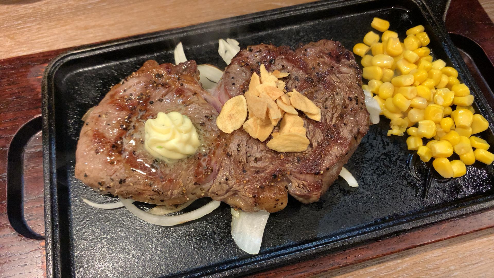 札幌・中央区 炭焼ステーキ ビーフインパクト 狸小路店