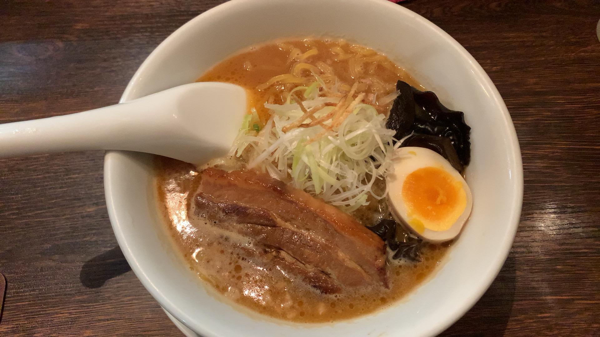 札幌・中央区 麺屋 雪風 すすきの店