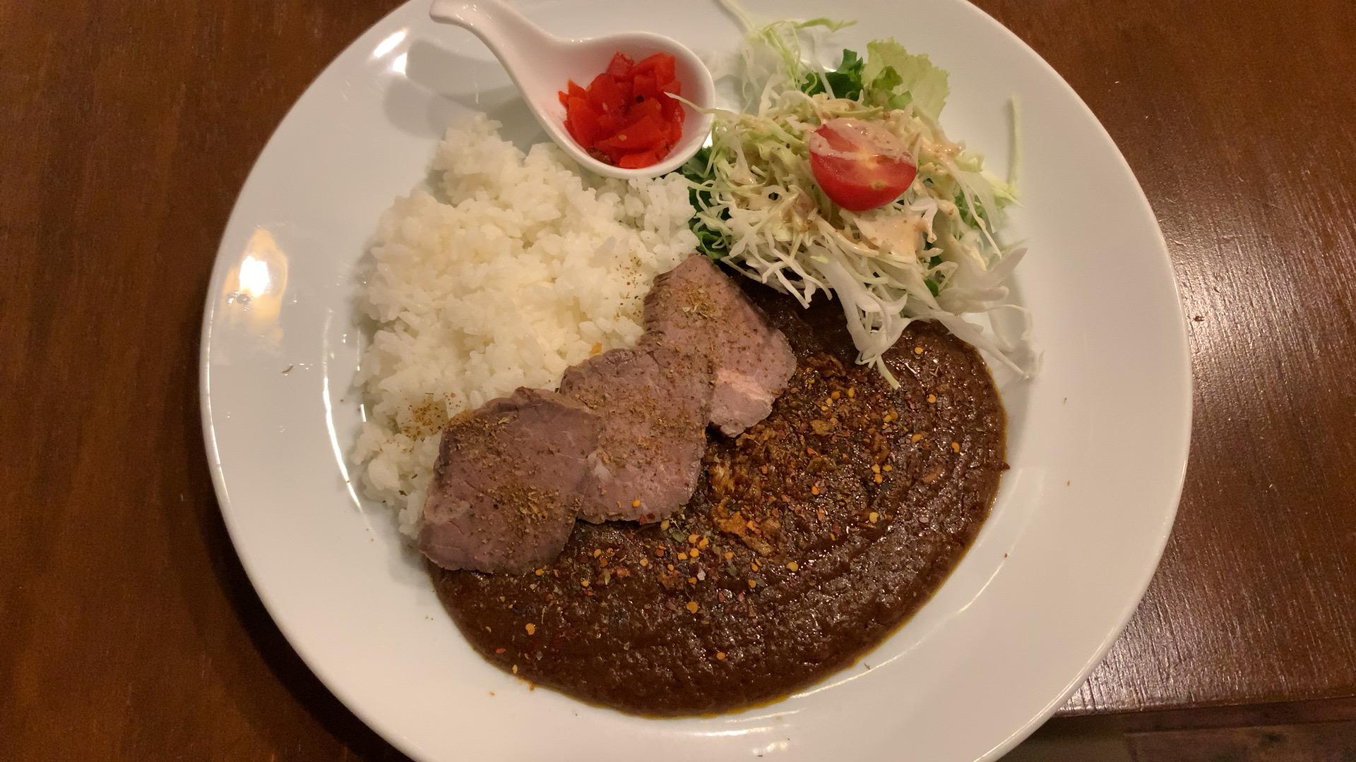 札幌・中央区 コルリ 平日お昼だけのカレー屋さん