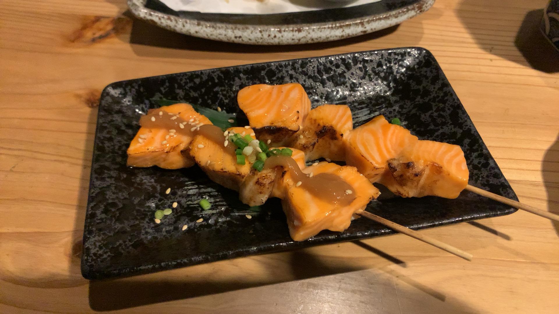 札幌・中央区 元祖北海魚串 がりや