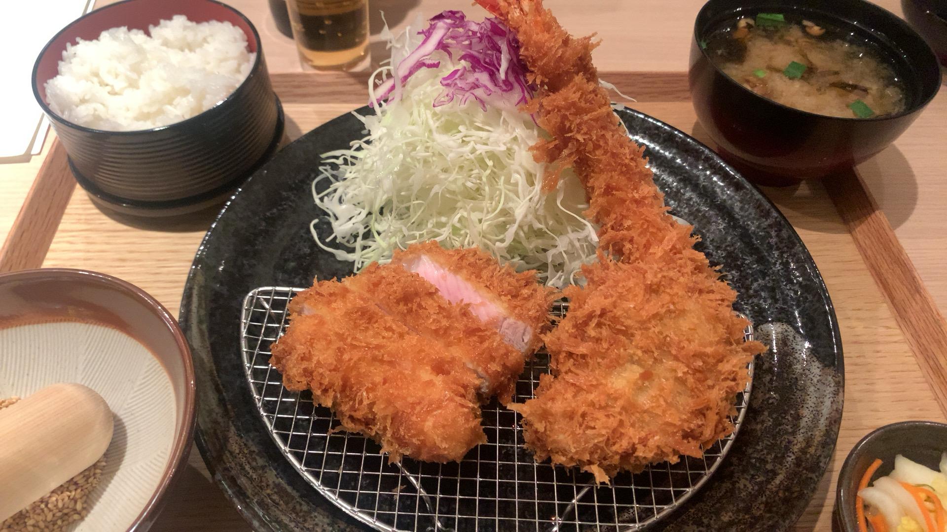 札幌・中央区 とんかつ 勝山