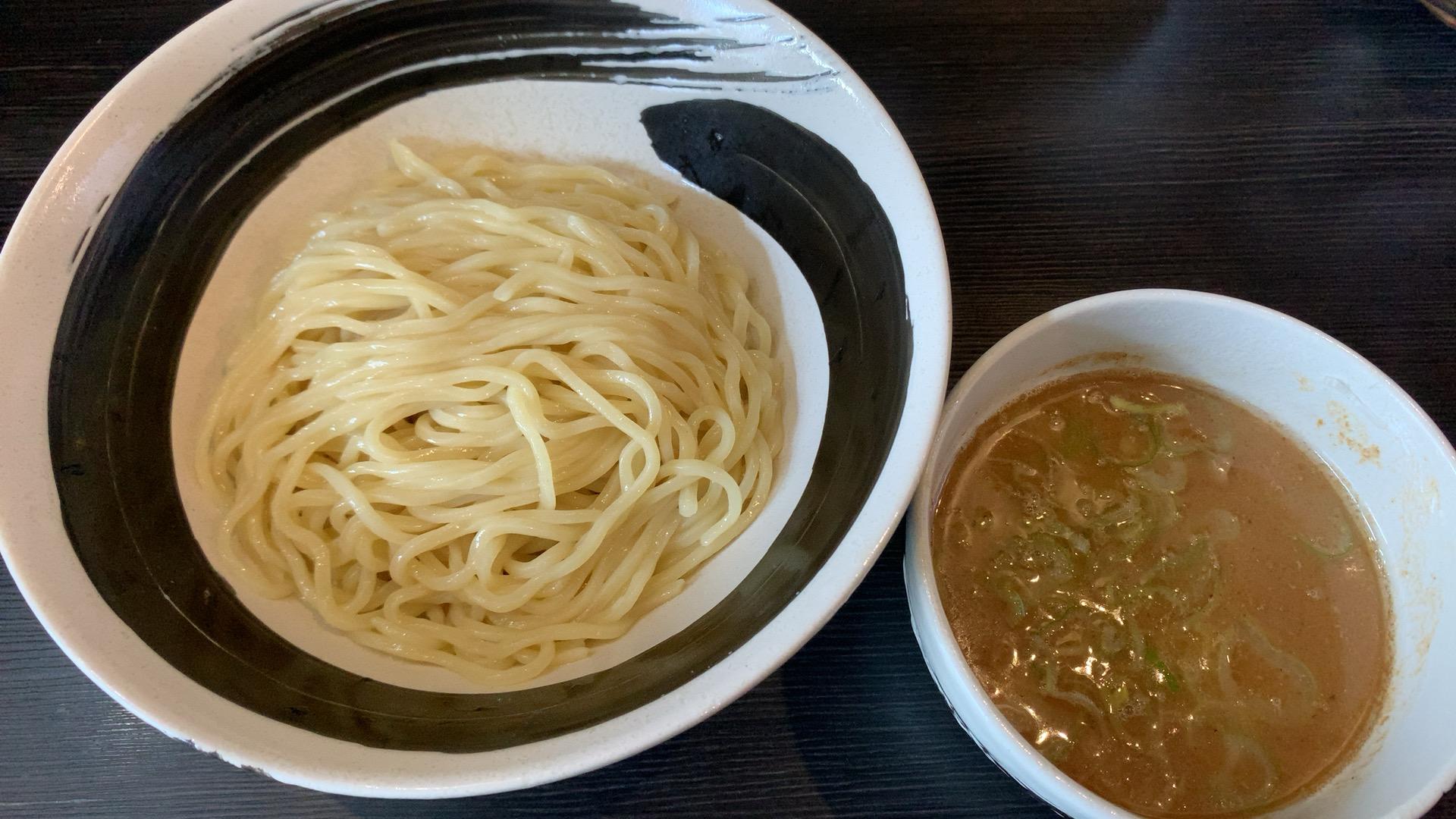 札幌・中央区 つけ麺 六芒星
