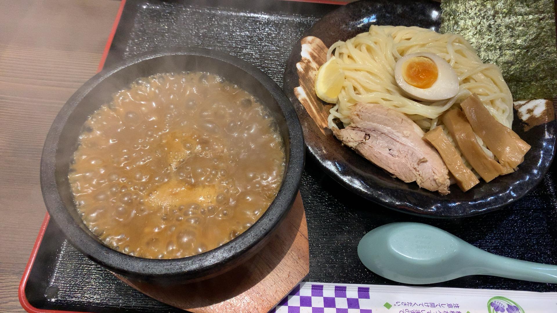 札幌・中央区 札幌海老麺舍×中華そば煮干センター