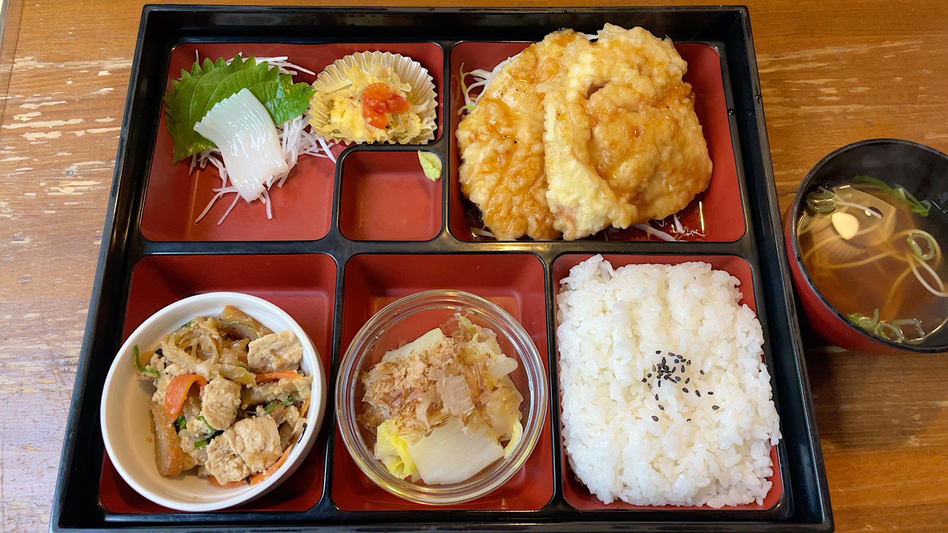 札幌・中央区 家庭料理 北あかり